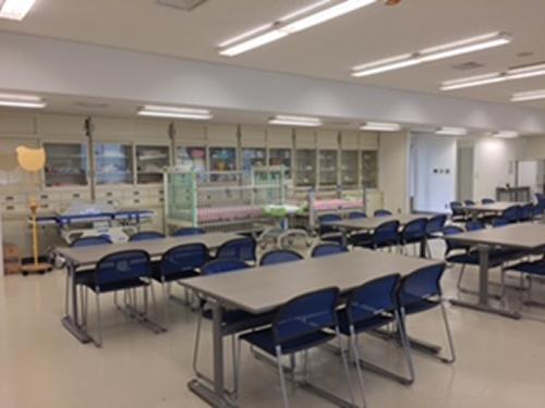 成育看護学実習室