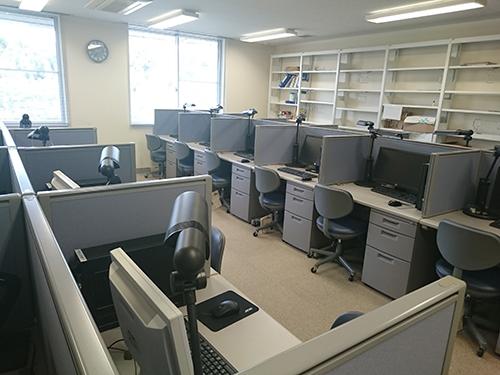 大学院研究室