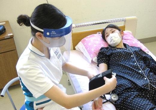 コロナ 看護 学生 実習